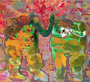GAN1100 Adán y Eva según Rembrandt 13