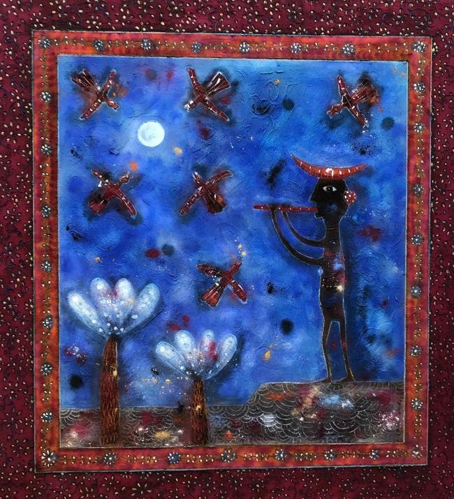 El flautista de los pájaros - David Correa