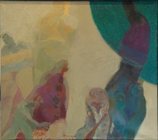 GAN921 Gordas en la playa de color muy discreto - Gilberto Aceves Navarro
