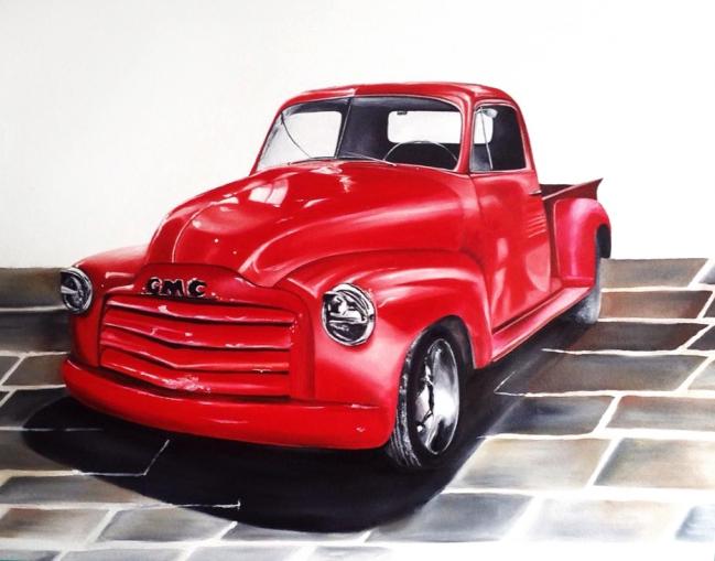 Chevrolet Roja