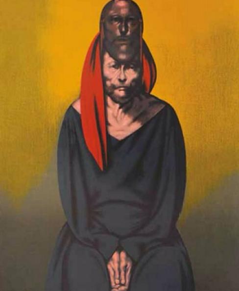 San santo - Rafael Coronel