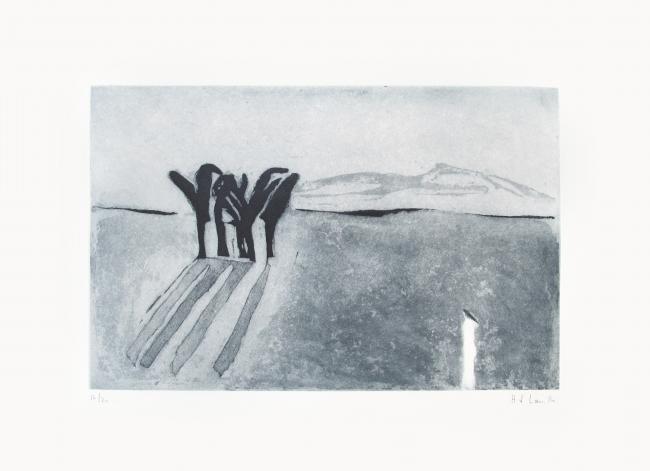 Paisaje con palmeras 16/20 - Joy Laville