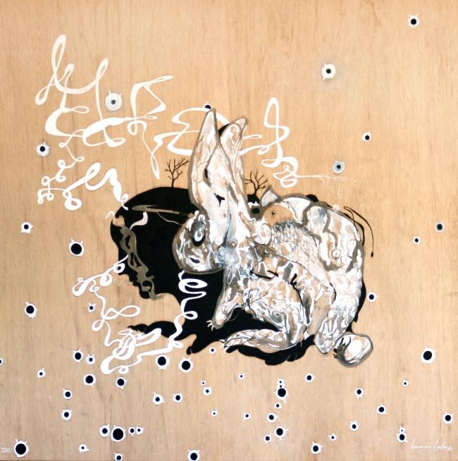 La sombra del conejo - Salvador Luna