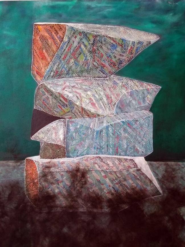 Piramide - Paul Lozano