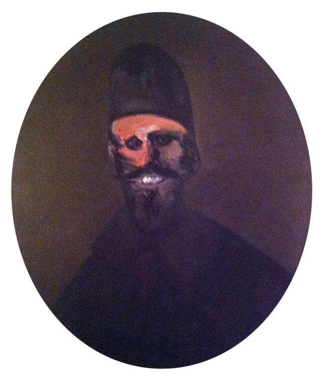 Monseñor II - Rafael Coronel