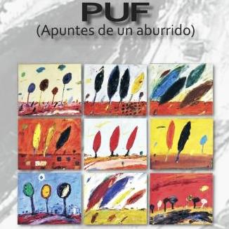 PUF Apuntes de un aburrido / Autor: Victor Manuel Cárdenas