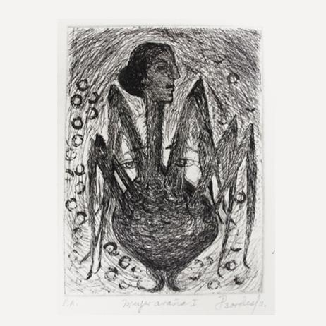 Mujer araña 1