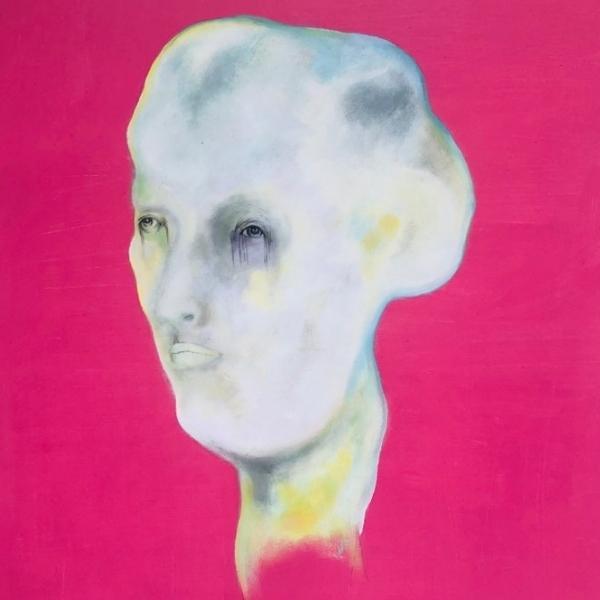 Retrato rosa