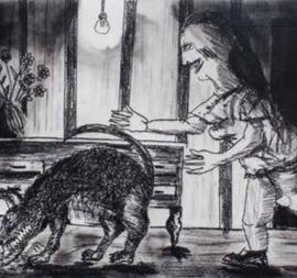VICTOR HUGO- El regalo de la gata