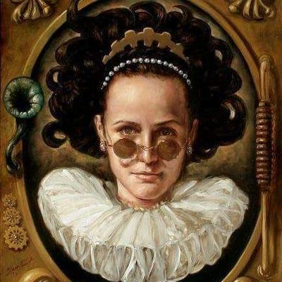 Dama de engranes
