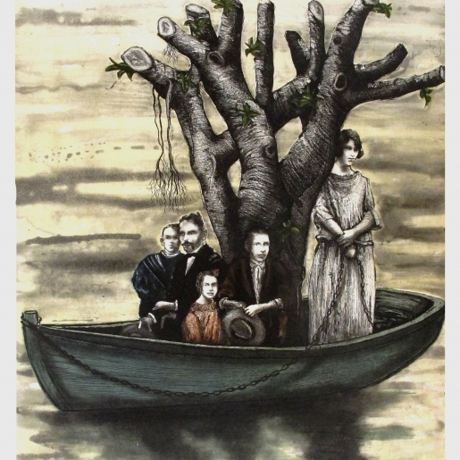La barca III