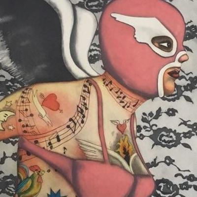 Sergio Arau- Música en la piel