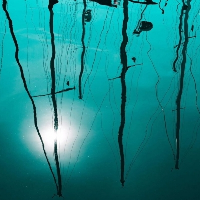 Mar de  mástiles. Precio según soporte y medidas
