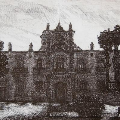 Plaza de las palomas