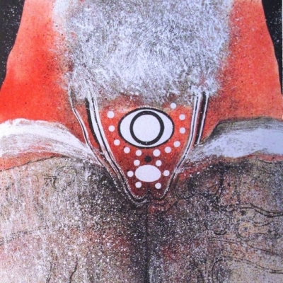 ARNALDO COHEN - Desnudo 3