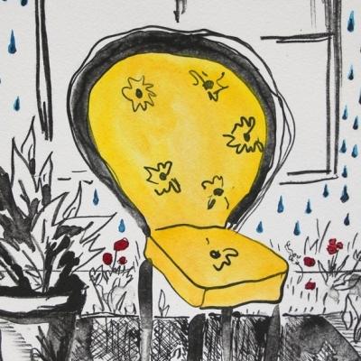 pluvian - silla amarilla 12/13