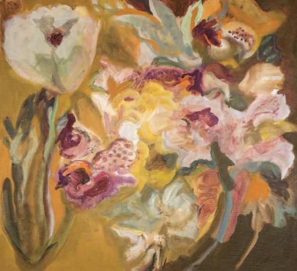 Flores 4 - Alicia Amador