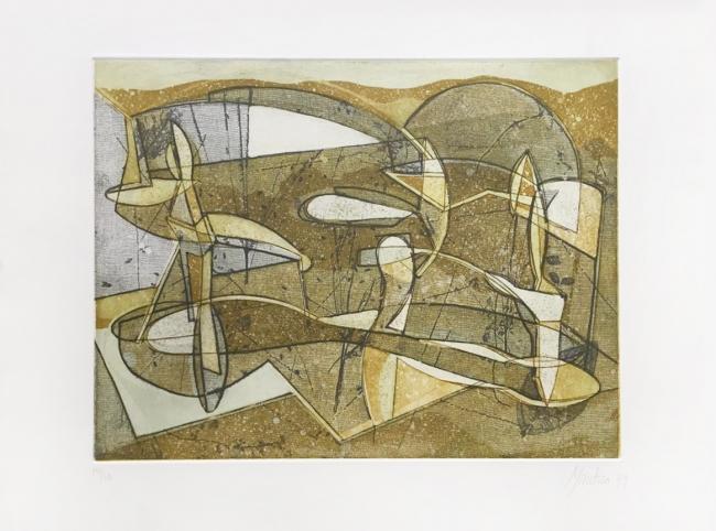 st amarillo 14/50 - Gabriel Macotela