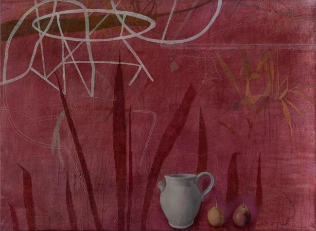 Abstracción y vasija