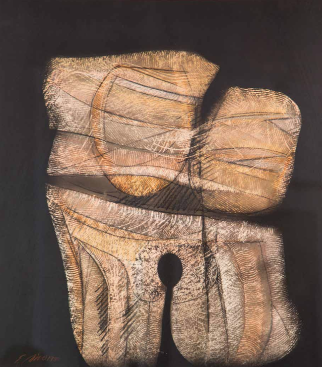 ENRIQUE RICO- Escarabajo - Pinturas De Varios Artistas