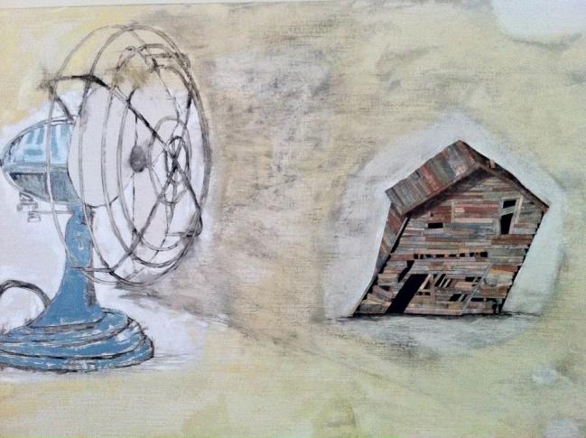 El gran ventilador - Janitzio Rangel