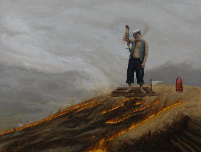 Jorge de la Cruz- Persistencia de la memoria
