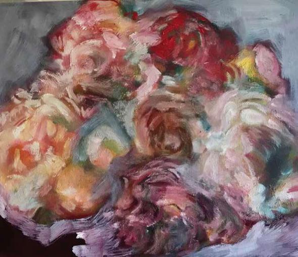 Flores 11 - Alicia Amador