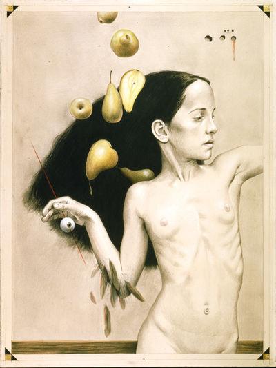 La dulce espina dorada - Arturo Rivera