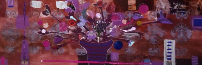Bouquet Lila