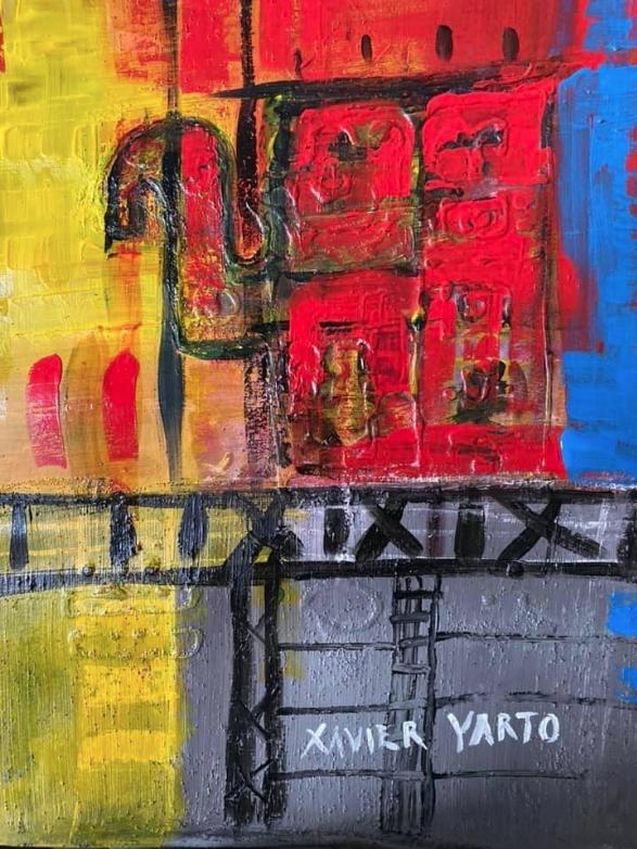 Chaac Dios maya de la lluvia - Xavier Yarto