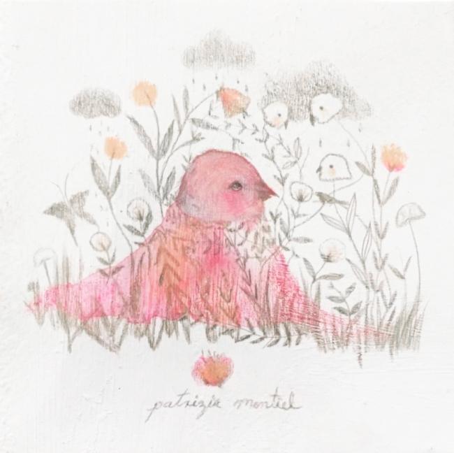 Recuerdo den rosa III - Patrizia Montiel