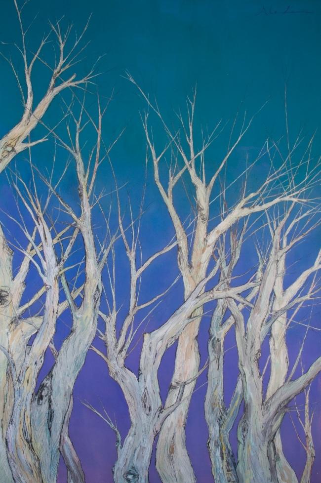 El silencio de las ventanas abiertas en invierno - Alexia López Sosa