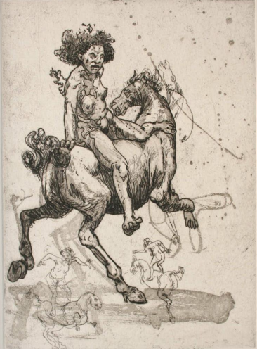 Homo Equus I