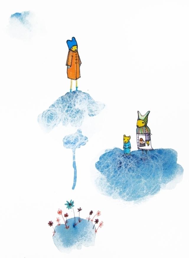 La otra nube - Patrizia Montiel
