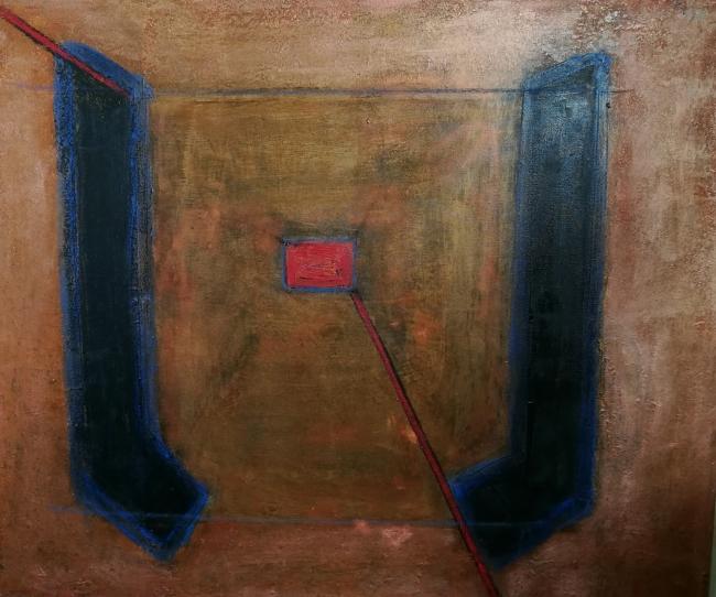 En medio de una antigua soledad - Claudia Perenzalez