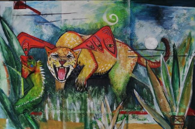 La noche del gran jaguar