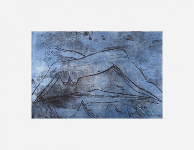 Nut azul P.T. · AGOTADA - Roger Von Gunten
