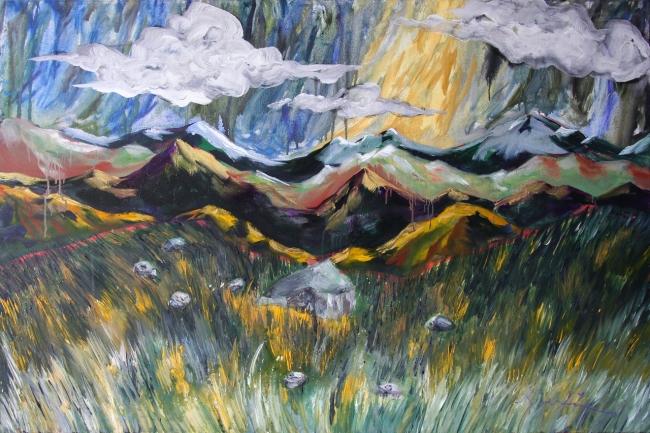 Montañas #11