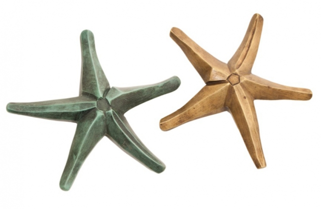 Estrella grande - Jennifer Troice