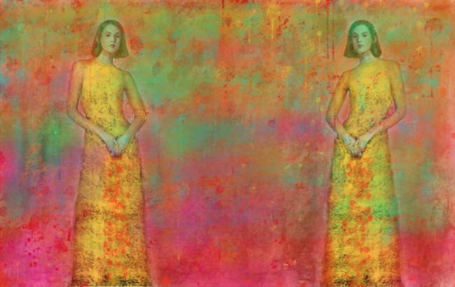 Las damas de la tierra - José Cacho Gicleé