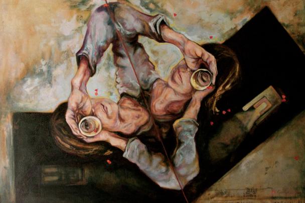 Perspectiva en dualidad - Jessica Gadga