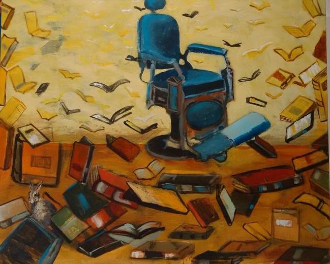 Paisaje literario - Alejandra Villegas