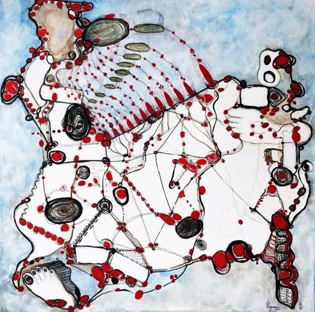 Con los pies en la tierra - Victoria Ezquerra Borobia