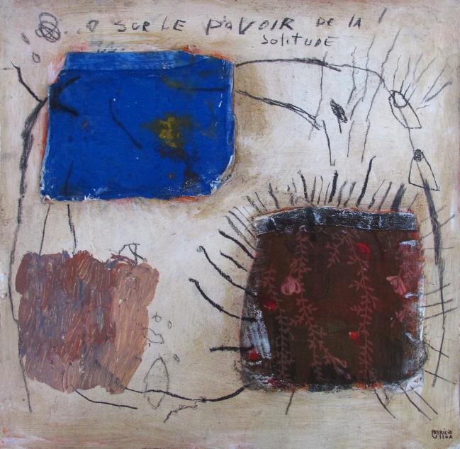 Sin título - tres cuadros - Patricio Ulloa