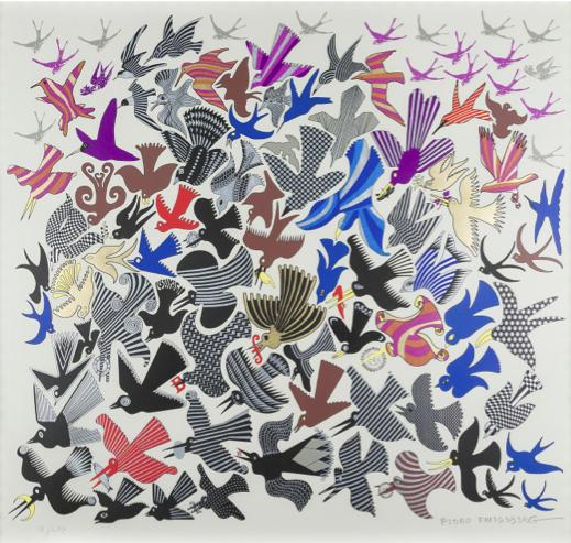 Aves - Pedro Friedeberg