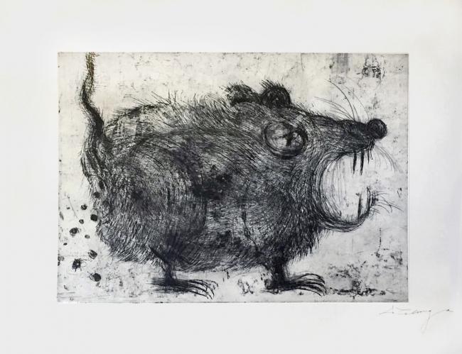 La rata inmunda - Alejandro Colunga