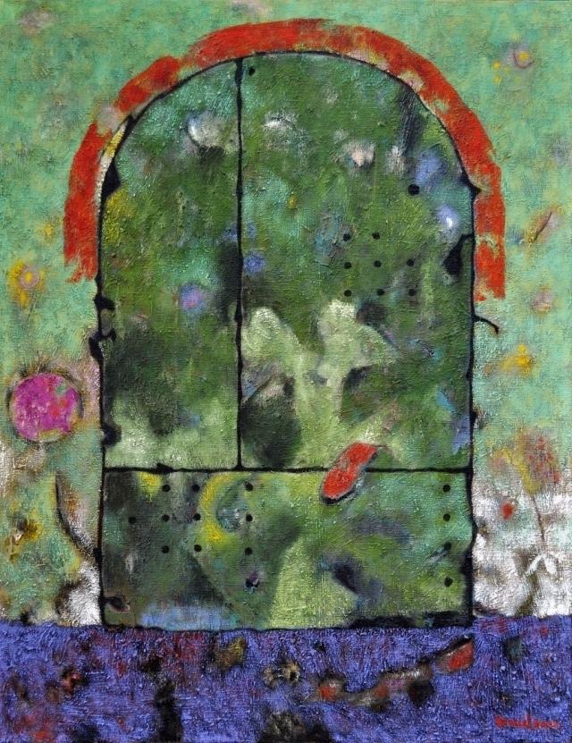 La puerta verde - Leonel Maciel