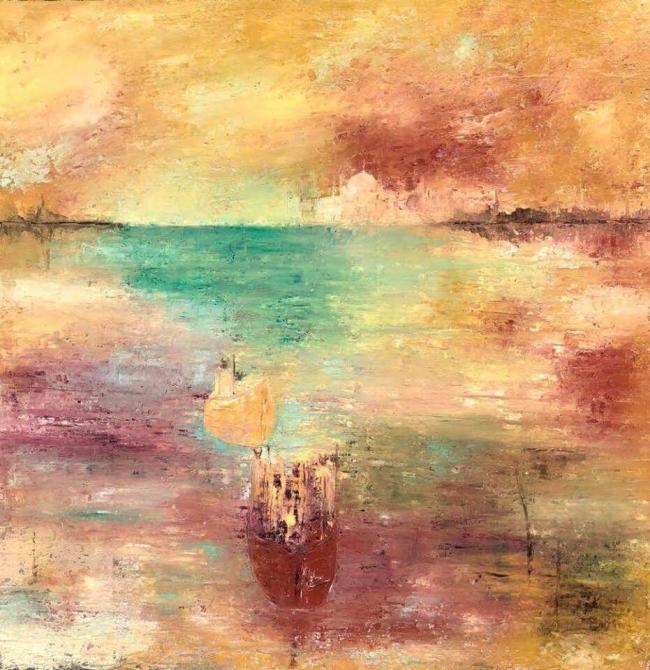 Viajeros de Acquincum - Ivonne Kennedy