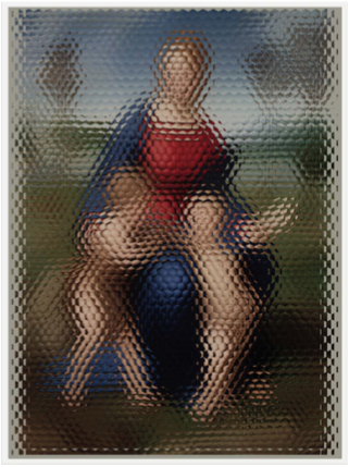 FABIÁN UGALDE Rafael expandido III - Arte Contemporáneo