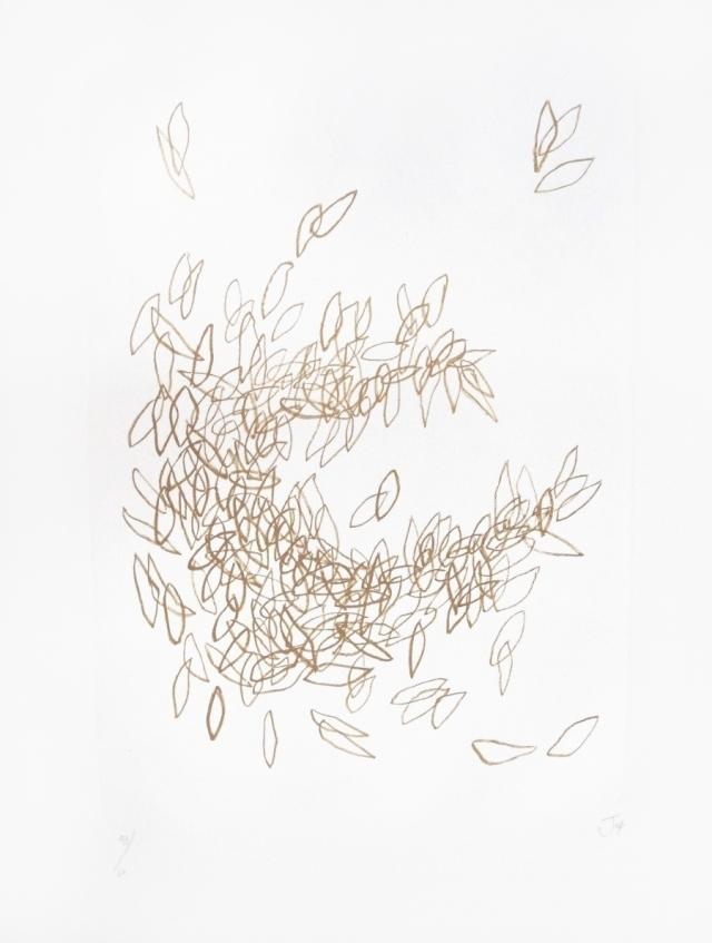 JOAO RODRIGUEZ - Sin título HOJAS 43/60 - Varios Artistas En La Gráfica
